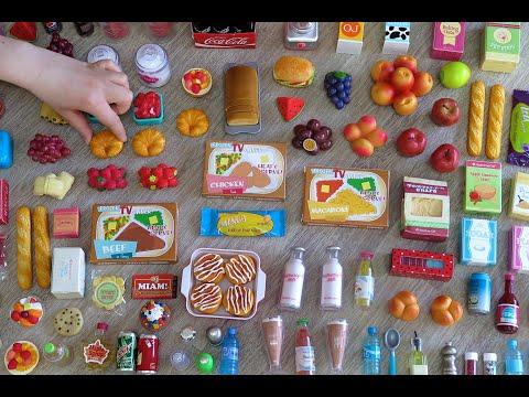 American Girl Doll Food Set ~ NEW