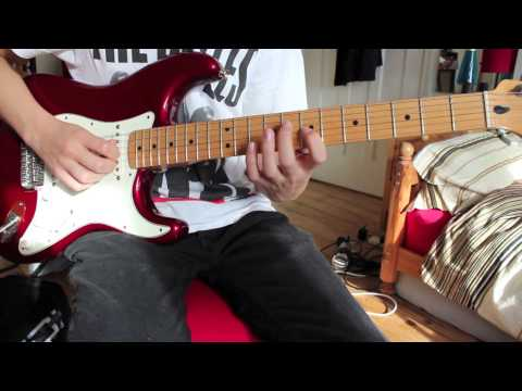 Parallel Universe  Red Hot Chili Peppers Guitar