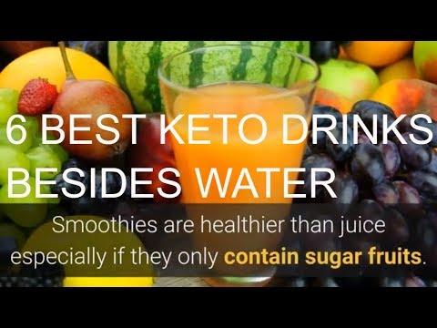 weightloss-tip:-6-best-keto-drinks-beside-water-l-keto-recipes