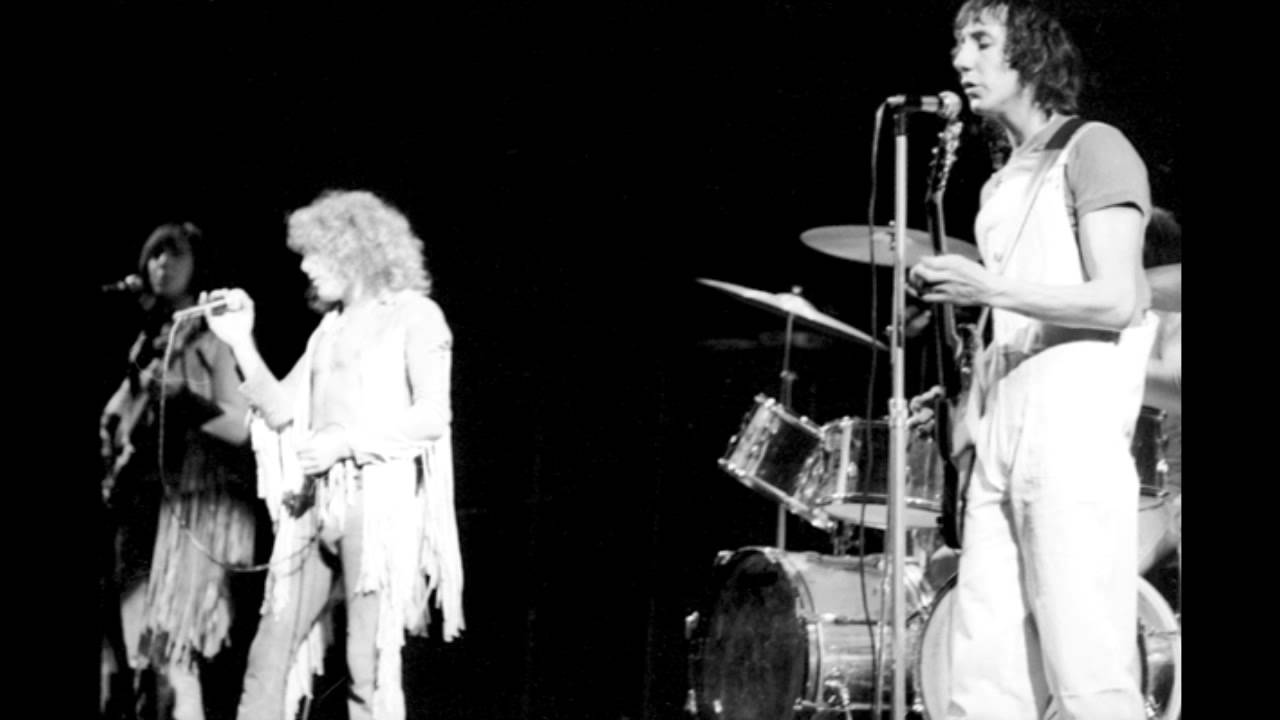 The Who - Live at the Fillmore East, October 22, 1969 ...