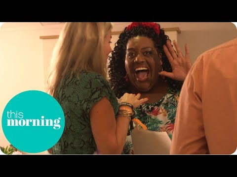 Alison Hammond Takes Us Behind the Scenes at This Morning Live! | This Morning