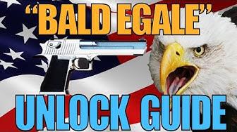 BALD EAGLE / DEAGLE Unlock Guide [Battlefield Hardline Waffen Guide Deutsch / German]