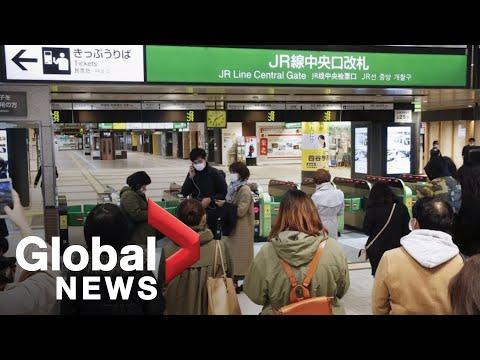 7.0-magnitude earthquake shakes Japan's Miyagi prefecture