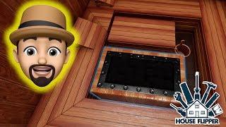 BUILDING A SAUNA!! | House Flipper #12