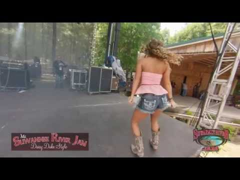 Suwannee River Jam - Daisy Dukes Style Competition 2014