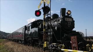 真岡鉄道 SL 20191130