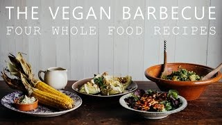 LATE SUMMER VEGAN BARBECUE: FOUR RECIPES | Good Eatings