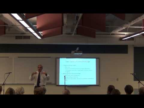 """Dr. Bill Donner: """"Serious Nonsense"""" a talk on the Groundhog Lodges"""