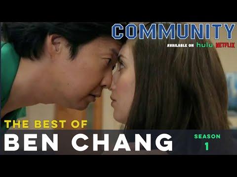 Best Of Senor Ben Chang: Community S01 - LeoAshe.com/Community