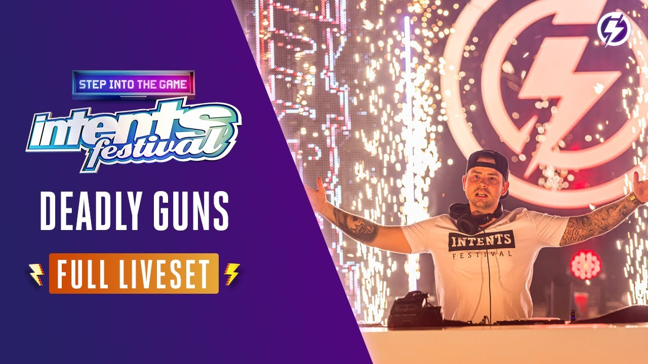 Full set: Deadly Guns @ Fanaticz & Dynamite stage of Experience the Feeling of Intents Festival