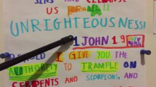 Very Urgent Rapture Vision & Word to our 4yr Old-RAPTURE IS IMMINENT-