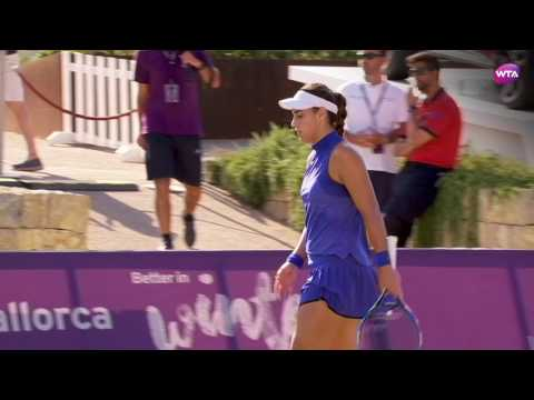 2017 Mallorca Open Second Round | Ana Konjuh vs Victoria Azarenka  | WTA Highlights