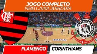Flamengo x Corinthians • Jogo Completo • NBB Caixa 11 • 03/11/2018