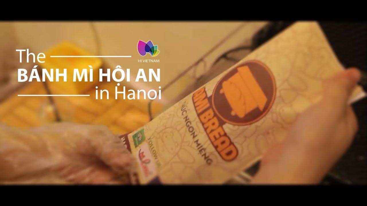 Bami bread – BÁNH MÌ HỘI AN in Hanoi
