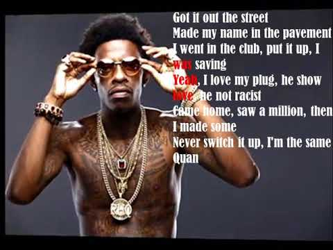 Rich Homie Quan - Changed Lyrics