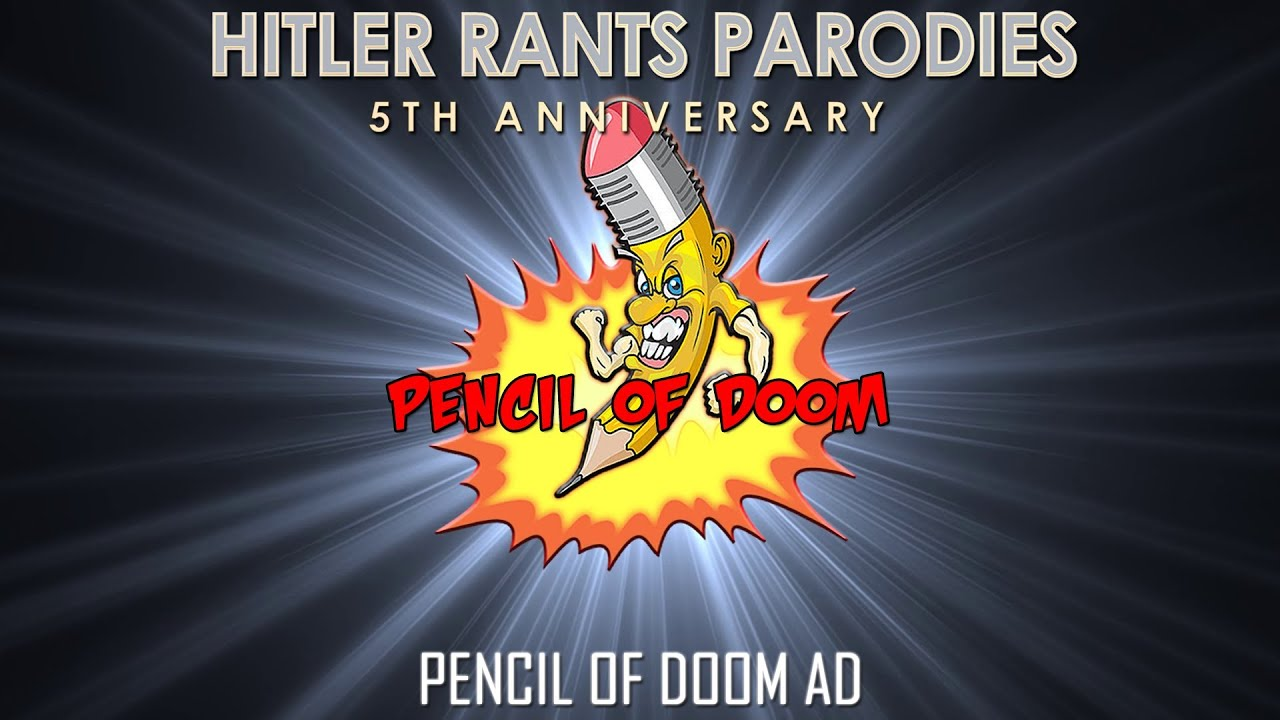 Pencil of Doom Ad
