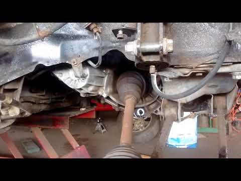 How To Remove CV Axle – C60 Toyota MR2 Celica GTS Lotus Elise