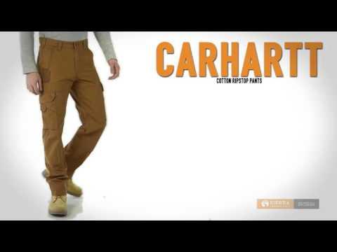 Carhartt Cotton Ripstop Pants (For Men)