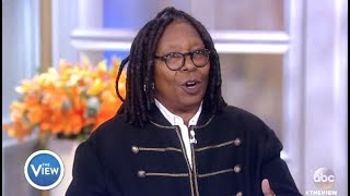 Whoopi: Have You No Shame TRUMP -  The View