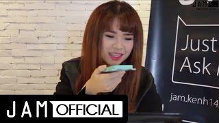 [JAM] Khởi My gọi điện hỏi về giới tính của Kelvin Khánh