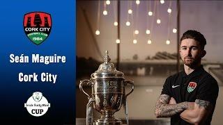 FAI Cup Final preview - Seán Maguire