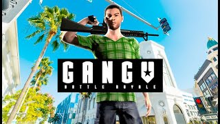 GangV (Battle Royale) Gameplay.