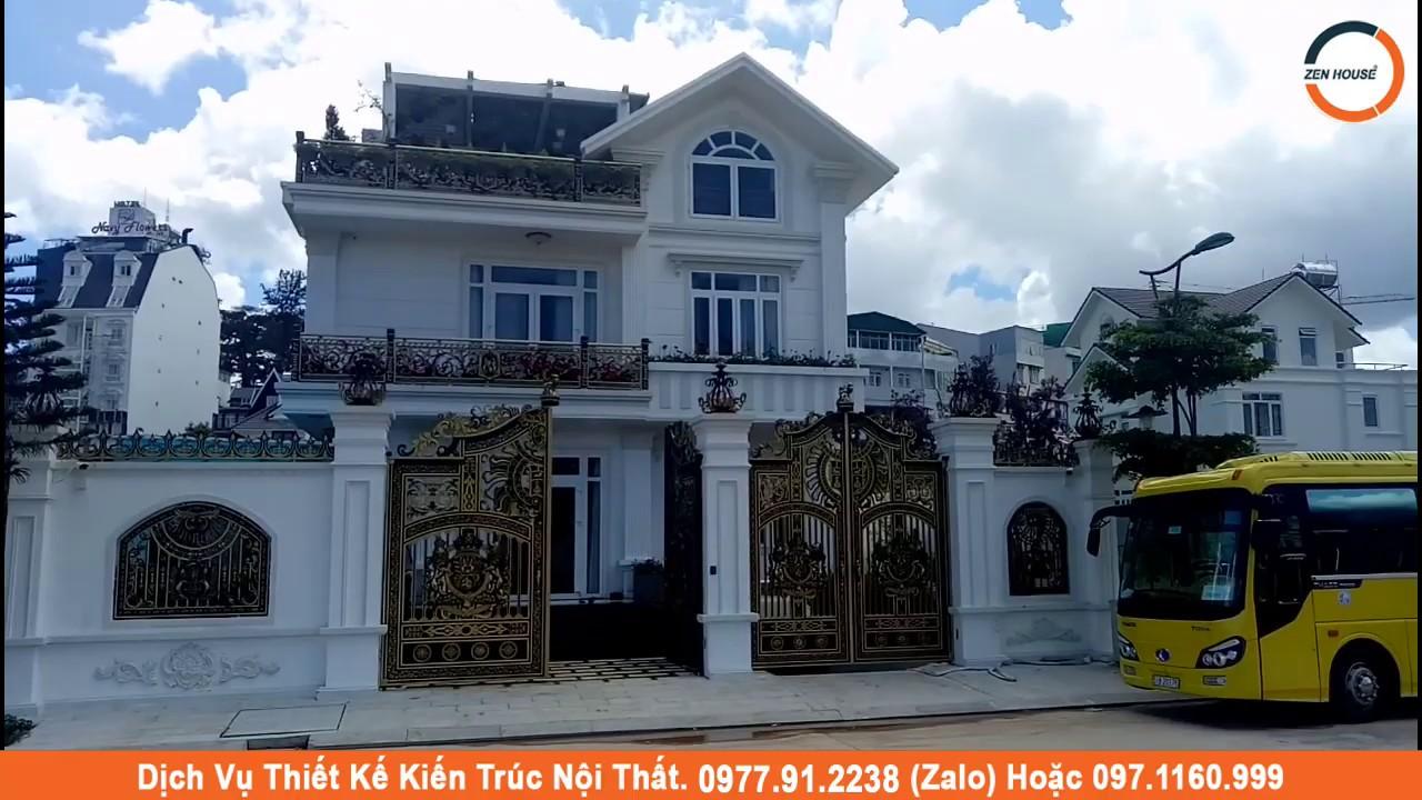 Top 10 Biệt Thự Đẹp – Mẫu Nhà đẹp Nhất Việt Nam