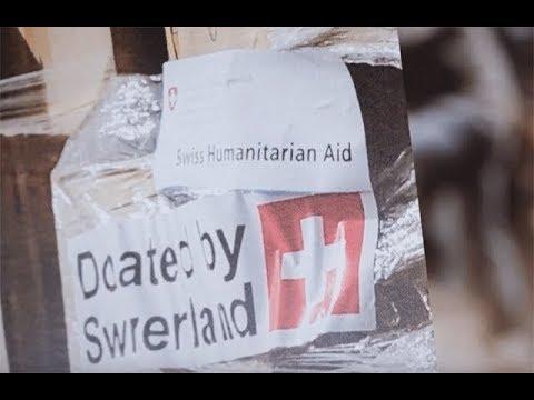 Wie die Schweiz hilft - Comment la Suisse aide (deutsch/français)