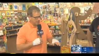 Rocket Fizz Salt Lake City on KUTV