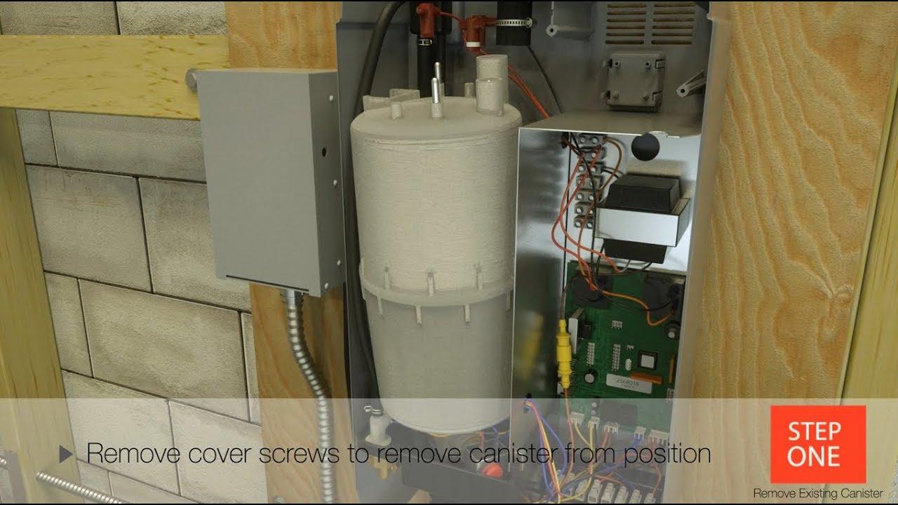 Wiring A Honeywell Humidifier