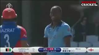 England vs Afghanistan warmup match 2019