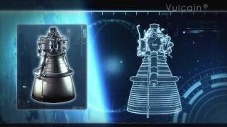 VULCAIN moteur cryogenic