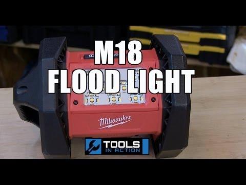 Milwaukee  M18 LED Flood Light -2361