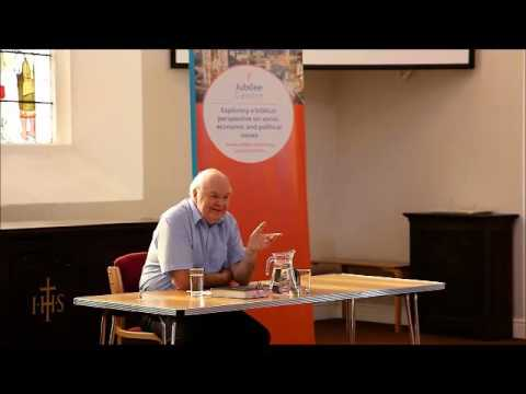 John Lennox: Serving God in Academia Today (part 1/2)