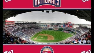 Washington Nationals VS Atlanta Braves MLB 13 The Show EP17