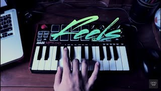 Feels - Calvin Harris feat. Pharrell Williams, Katy Perry (Instrumental Remake) with Akai MPK Mini2