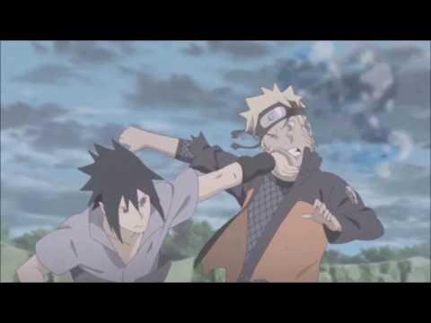 Naruto vs Sauske // WRCKTNGL & 93FEETOFSMOKE