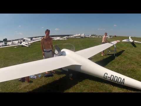 Low, Fast, Fun - Junior Gliding 2013