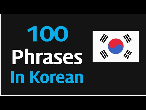 100-most-common-korean-phrases
