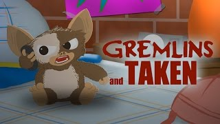 Movie Mash: Gremlins and Taken