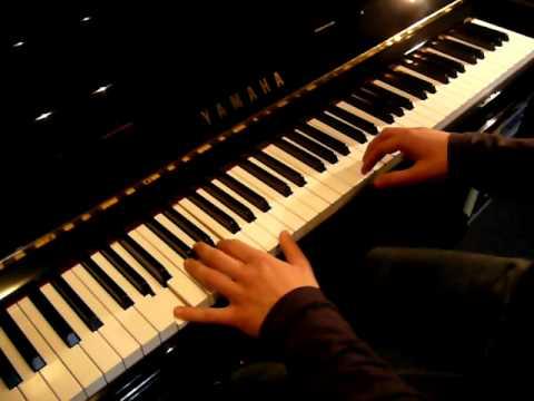 Braveheart Theme on the Piano