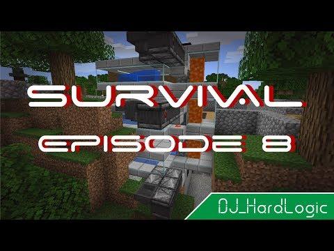 Survival Minecraft: Episode 8 // Not My Generation