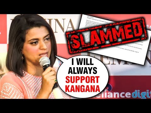 Kangana Ranaut Sister Rangoli Brutally INSULTED On Twitter