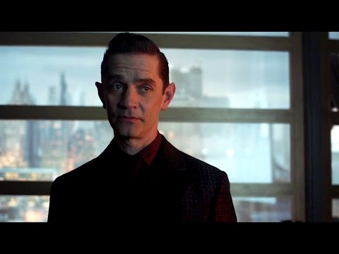 GOTHAM 2x08  3  Tonight's the Night 2015 James Frain, Erin Richards, FOX HD