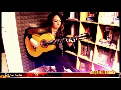 Angela Centola Panaderos Flamencos