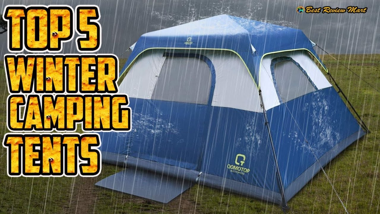 Download Best Extreme Cold Weather Tents! Top 5 Best Winter Snow Camping Tents Review 2021 on Amazon