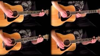 Patience Guns N' Roses Acoustic Guitar Cover