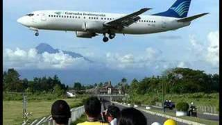 Tribute to Garuda Indonesia Airlines