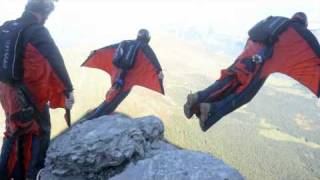 Repeat youtube video Jump4Heroes BASE Jumping The Eiger
