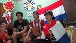 COLOMBIA (1) vs PARAGUAY (2) | Reaccionando al partido